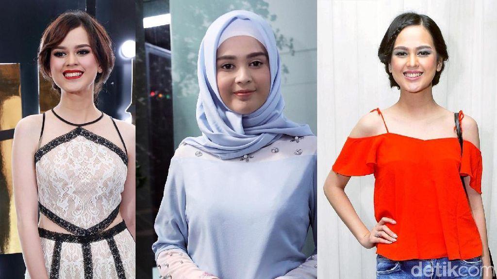 Jadi Caleg Muda, Cut Meyriska Banyak Habiskan Waktu di Semarang