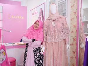 Kisah Inspiratif Hijabers Bandung, Bisnis Busana Syari Beromzet Miliaran