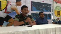 TNI Gelar Maraton Internasional Pulihkan Pariwisata Lombok