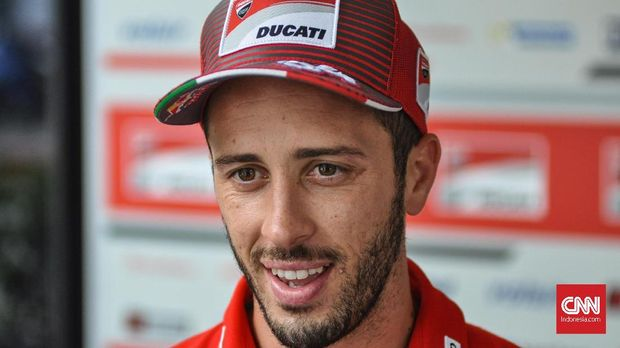 Andrea Dovizioso terlibat perang kata dengan Jorge Lorenzo di MotoGP Malaysia.