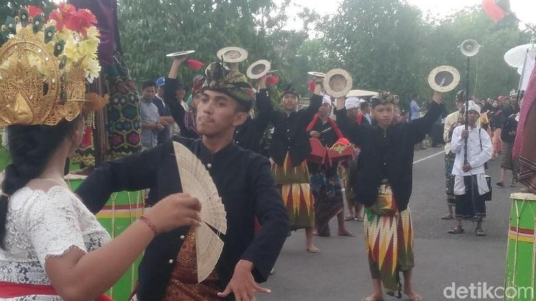 Kirab Pemuda Nusantara 2018 (Hari/detikTravel)