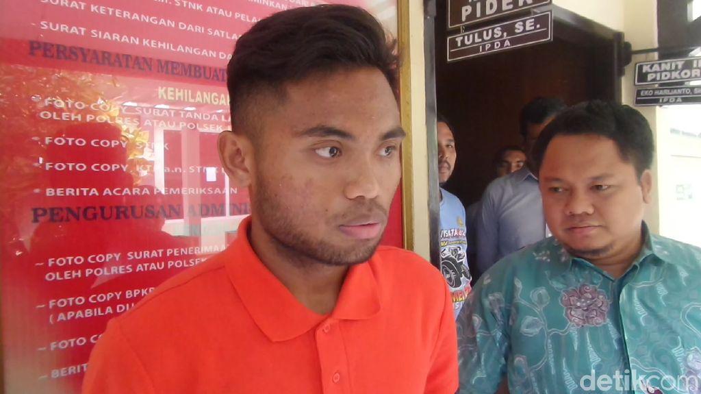 Tuduhan Penganiayaan, Saddil Ramdani Masih Ditahan Hari Ini