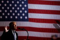 Gara-gara Trump, Pemerintahan AS Terancam Tutup