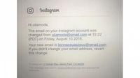 Akun Instagram pun Bisa 'Diculik' dan Diminta Tebusan