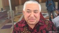 Din Vs Ngabalin soal Saran Jokowi Pecat Moeldoko