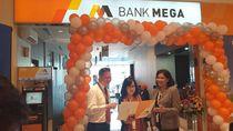 Buka Kantor di Transmart Ngagel, Bank Mega Incar Dana Pihak Ketiga Rp 100 M