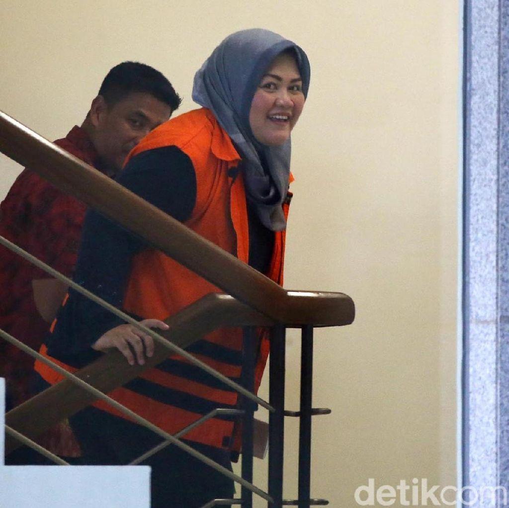 Kasus Meikarta, Bupati Bekasi Dititip di Rutan Perempuan Bandung