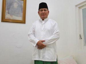 Timses: La Nyalla Hoax, Prabowo Islam Sejak Dulu!