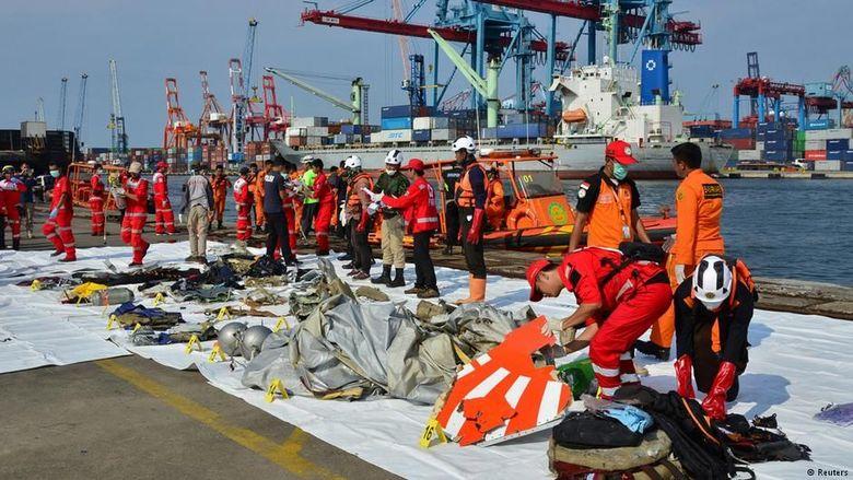 Pakar Jerman: Jatuhnya Lion Air Bukan Masalah Pemeliharaan Pesawat