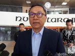 Ketum PAN Tunggu Persetujuan Taufik Kurniawan Tetapkan Pengganti di DPR