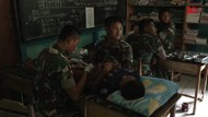Sunat Massal di Perbatasan Indonesia