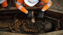 1.200 Kerangka Manusia Ditemukan Saat Penggalian Rel Baru di Inggris