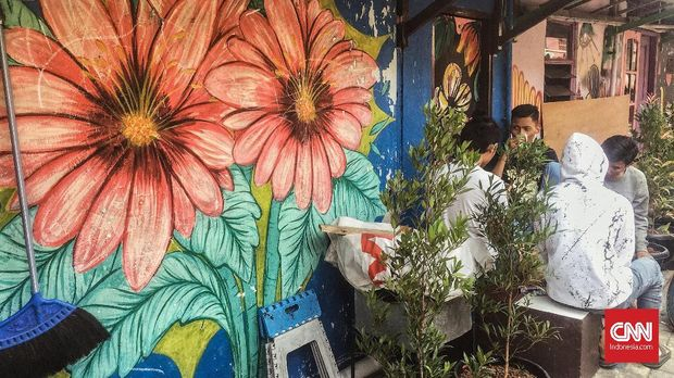 Kisah Kampung Bekelir yang Bangkit dari Kekumuhan
