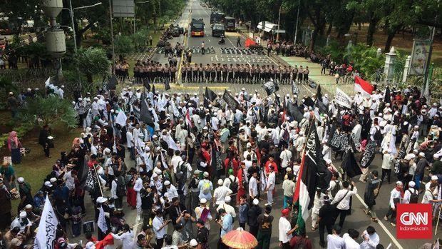 Wiranto Sebut Aksi Bela Tauhid Hari Ini Mubazir