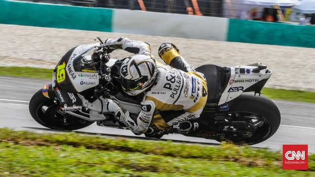Alvaro Bautista bakal tampil di ajang Superbike tahun depan.