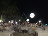 Dinner di Maldives