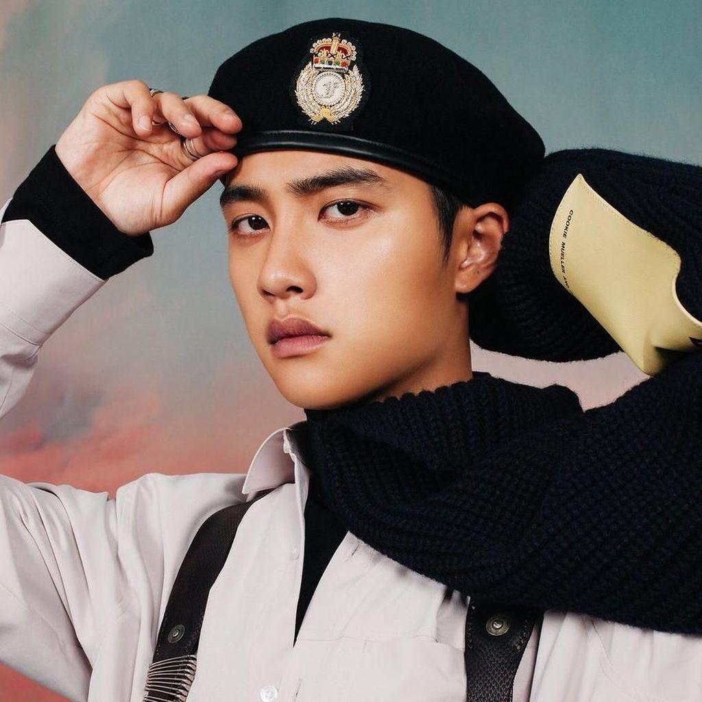 D.O EXO Ungkap Alami Trauma yang Bikin Gugup di Depan Kamera