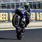 Jelang Berusia 40 Tahun, Rossi: Yang Penting Tetap Kompetitif