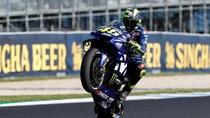 MotoGP 2018 Jadi Salah Satu Musim Terburuk Rossi