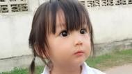 9 Foto Balita Thailand Viral yang Mirip Boneka