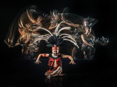 'Indonesian Beauty' Ungkap Keindahan Kain dalam Bentuk Fotografi