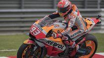 Rossi Kepeleset, Marquez Juara #MalaysianGP