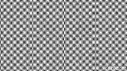 Beberapa wajah artis ini tersembunyi di balik ilusi berikut ini. Kamu bisa mengintipnya dengan menjauhkan pandangan dari layar atau menggeleng-gelengkan kepala.