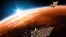 Satelit Mini Seukuran Kotak Sepatu Ini Diluncurkan ke Mars