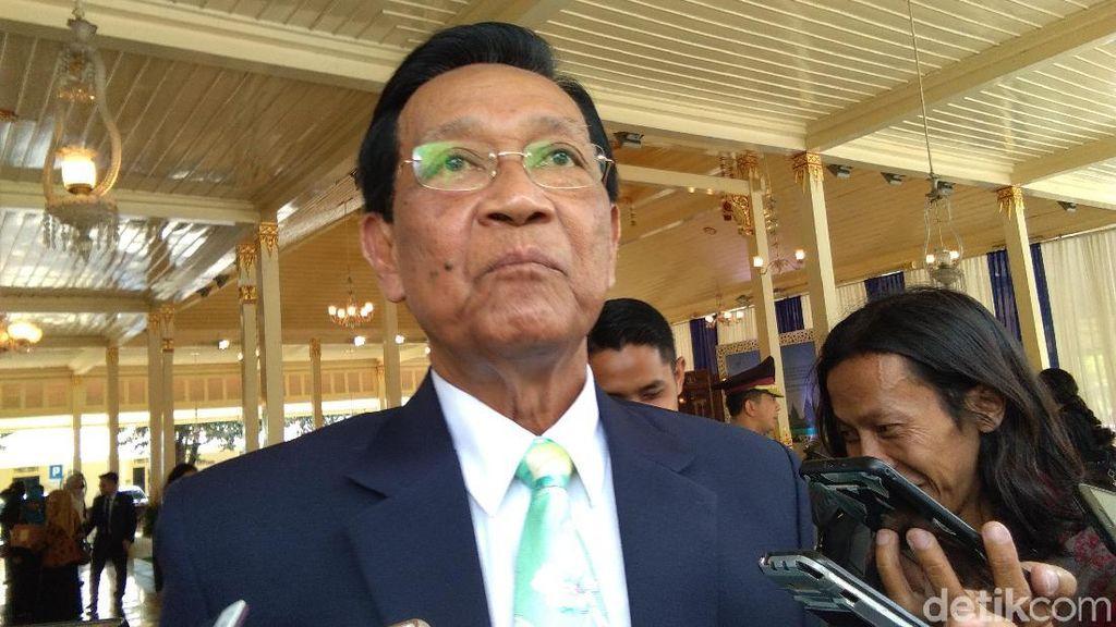 Sultan HB X Ingatkan Bahaya Obat Ilegal, Bisa Merusak Ginjal