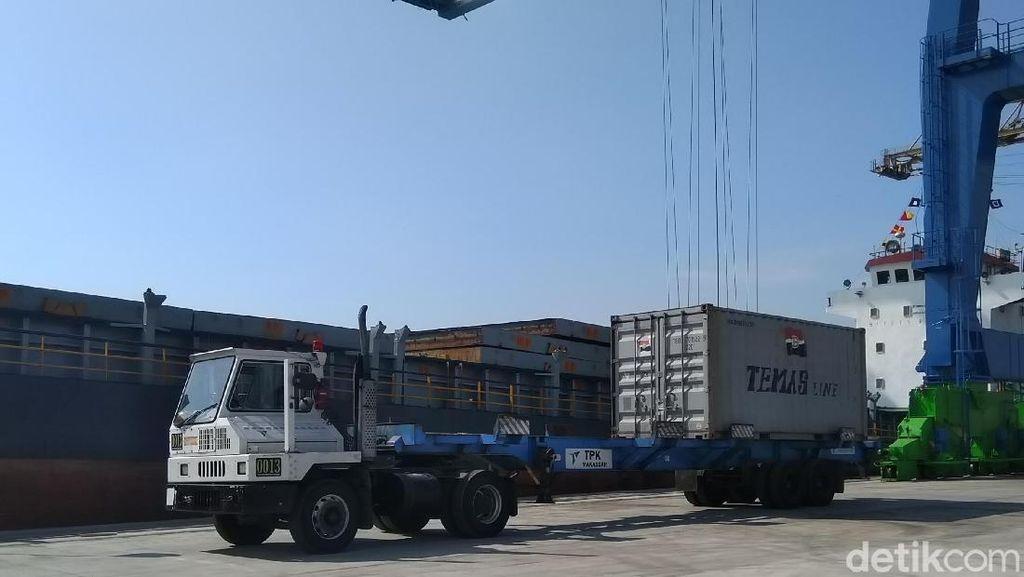 Mulai Beroperasi, Makassar New Port Layani Ekspor ke Eropa dan AS