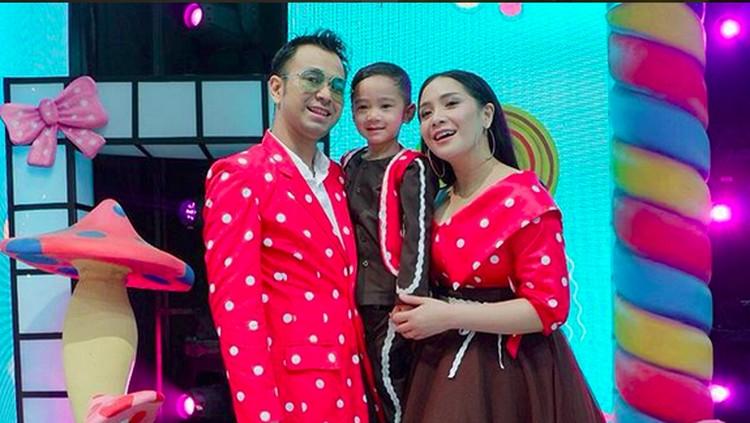 Ultah Bareng, Raffi Ahmad dan Nagita Slavina Saling Beri Kejutan