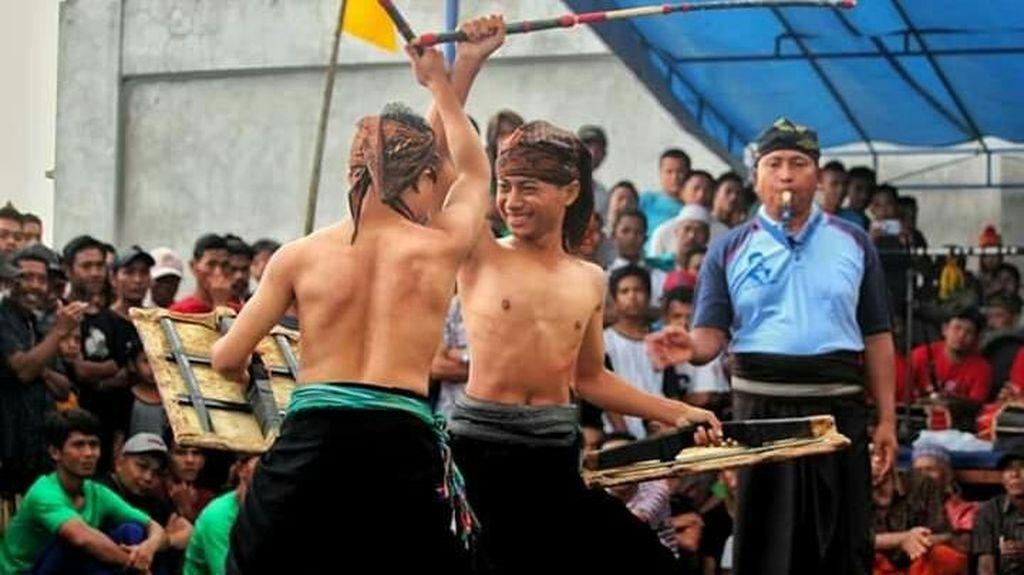 Presean, Tradisi Adu Ketangkasan Masyarakat Lombok