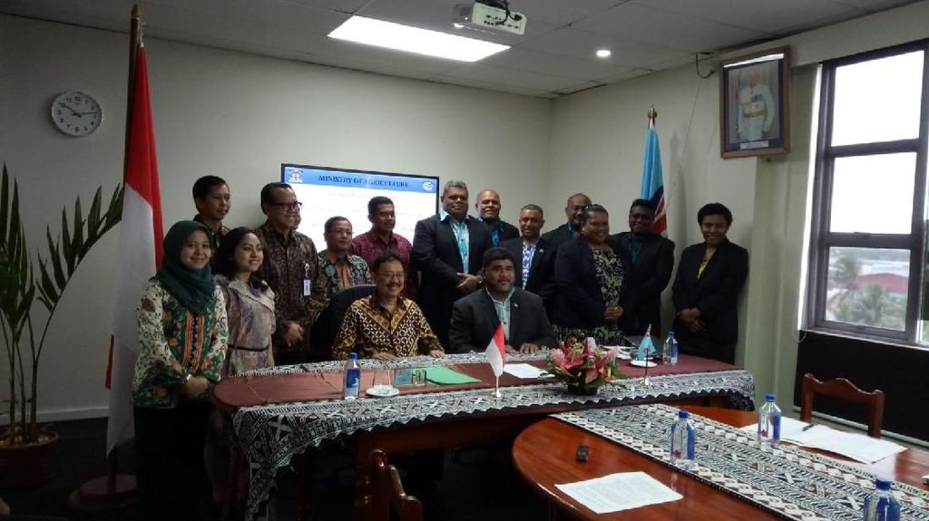Ekspor Meningkat, Protokol Karantina Indonesia-Iran Disiapkan
