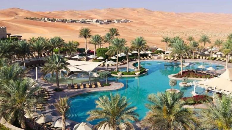 Hotel Qasr Al Sarab, Abu Dhabi, UEA (Qasr Al Sarab/Anantara/CNN Travel)
