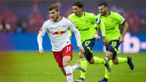Rumor Gabung Liverpool, Werner Dapat Peringatan Keras
