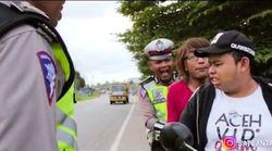Viral Video Kocak Polisi Ungkap Modus Kabur dari Tilang