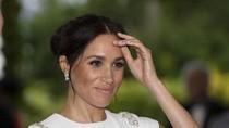Foto: Perhiasan Meghan Markle Saat Tur Kerajaan, Harganya Tak Terhingga