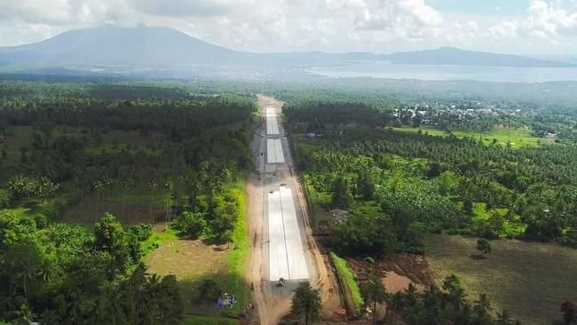 Tembus Bukit Barisan Tol Pertama Bengkulu Ditarget Rampung 2022 Halaman 4