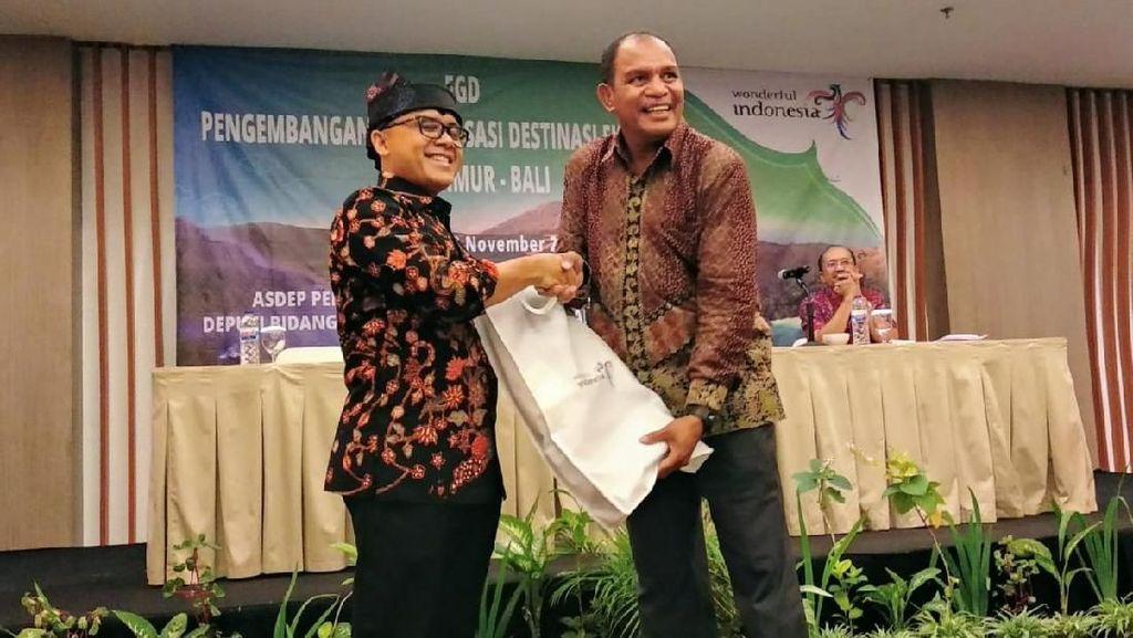 Jawa Timur dan Bali Akan Bersinergi Kembangkan Ekowisata