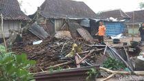 BPBD Bojonegoro Catat Belasan Rumah Rusak Pasca Puting Beliung