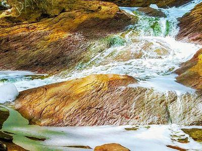 Foto: Sungai Ajaib Penghilang Segala Penyakit