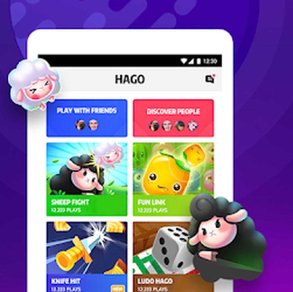 Hago Dimainkan oleh 30 Juta Gamer Indonesia