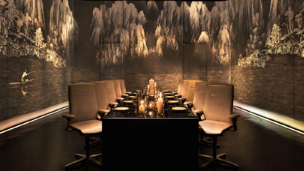 Restoran Mewah Berbintang Michelin Ini Hanya Layani 10 Tamu Saja