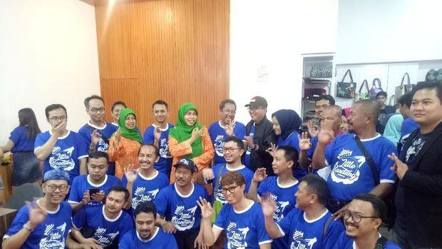 Pameran produk UMKM Bandung di Makassar