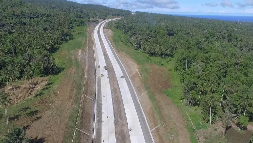 Gempa Magnitudo 7,1 Guncang Sulut, PUPR Cek Infrastruktur Jalan