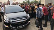 Tiba di Serang, Jokowi Kunjungi Kesultanan Banten