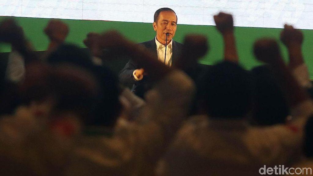 Cerita soal Freeport, Jokowi: Saya Mau Mayoritas!