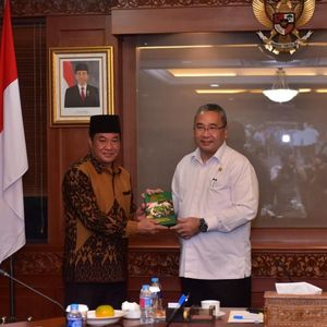 Dorong Inovasi Kabupaten Lebong, Kemendes Siapkan Rp 1,5 M
