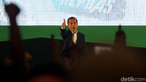 Yel-yel Nomor 1 Berkumandang Saat Jokowi Resmikan Ekspor Motor Yamaha