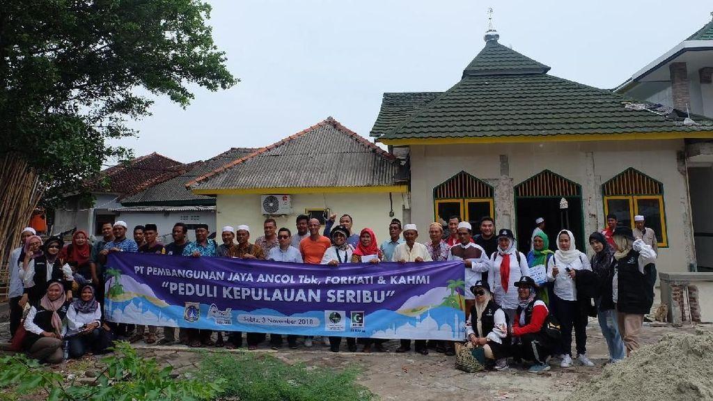10 Masjid dan Musala di Kepulauan Seribu Dapat Bantuan Renovasi